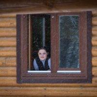 ...выгляни в окошко :: Сергей Говорков