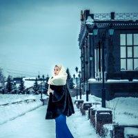 Январский холод :: Сергей Головацкий