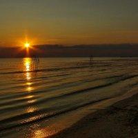 Закат над черным морем :: Андрей Дворников