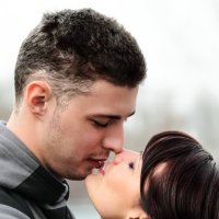 Поцелуй :: Natalya Kopyl