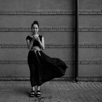 чёрное платье :: Айдимир .
