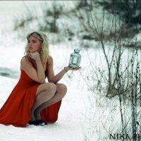 зимняя сказка :: Анна Федотова