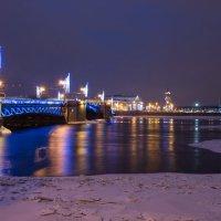 Дворцовый мост :: Сергей Базылев