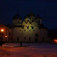 Вечерний Новгород :: Денис Матвеев