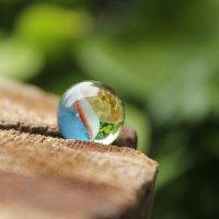 Когда мир в одном шаре :: Viktorya Peshkova