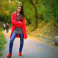 Осень вспомнилась.. :: Семен Кактус