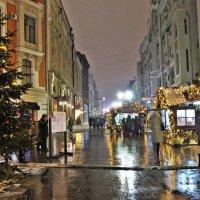 Новогодняя Москва :: Ирина Князева