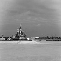 Дорога в Храм Божий :: Андрей Гриничев