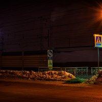 Ночной переход :: Sergey Kuznetcov