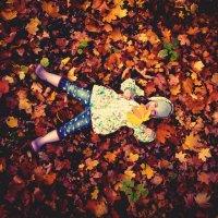 Осень детства :: Александр Кутненко