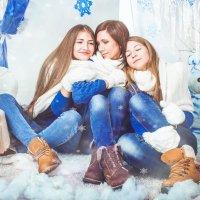 """Фотопроект """"С Новым годом!"""" :: Мария Дергунова"""
