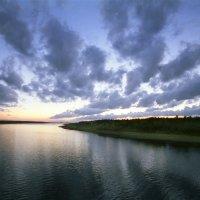 Облака над Кубеной :: Валерий Талашов