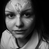 девушка :: Оксана Kричевцова