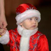 Когда дед Мороз был без бороды... :: Лариса Красноперова