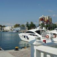 Яхты в ожидании :: nika555nika Ирина