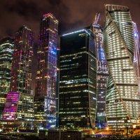 Москва-Сити :: Elena Ignatova
