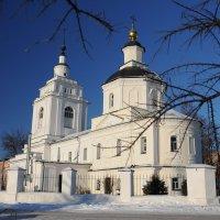 церковь Покрова Пресвятой Богородицы :: Андрей Куприянов