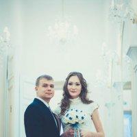 Даша и Руслан (ЗАГс) :: Анна Нестерова