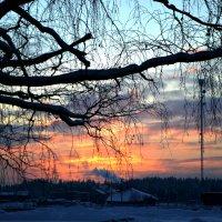закат :: Екатерина Булыгина