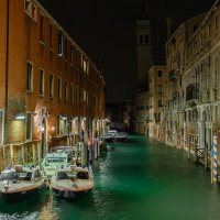 Ночная Венеция :: Александр Самородов