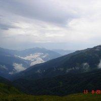Кавказские горы 10 :: Вадим