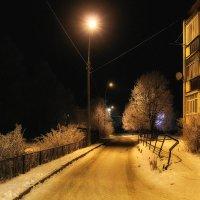 Ночная улица :: Иван Анисимов