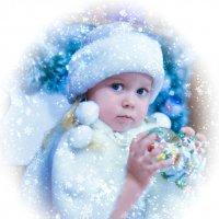 Снегурочка :: Ирина Малинина