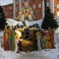 Рождество. Рождение Иисуса Христа! :: Владимир Максимов