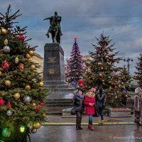 Сказочный новогодний лес :: Ирина Терентьева