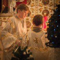 С Рождеством!!! :: Наталья Филипсен
