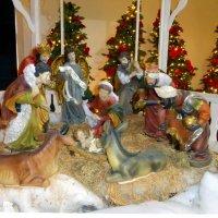 С Рождеством Христовым! :: Лариса Корженевская