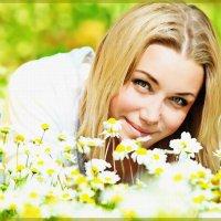 Женская красота :: Лидия (naum.lidiya)