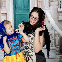 Наши дочи :: Виталий Левшов