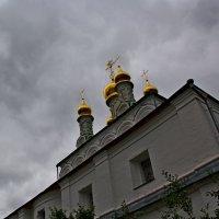 В Макарьевском монастыре. :: Сергей Крюков