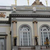 Театр - музей Сальвадора Дали . Испания :: Герович Лилия