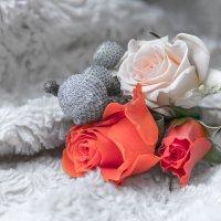 Свадебный букет невесты :: Вадим Жаров