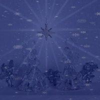 С Рождеством! :: Наталья Джикидзе (Берёзина)