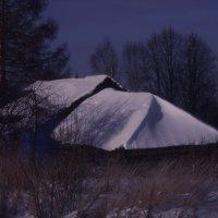 вечернее покрывало... :: Svetlana AS