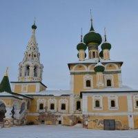 Церковь.г.Углич Ярославская область :: Anton Сараев