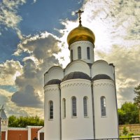 Пименский храм :: Александр Ткачёв