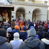 Рождество во Львове :: пан Шмулинсон