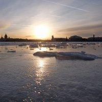 О поле..кто ж тебя усеял.....)) мёртвыми льдами :: tipchik