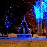 Праздничное убранство в зимнем городе... :: Тамара (st.tamara)