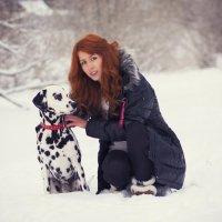 Рыжая и Ррричи :: Анна Нестерова