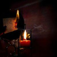 Легкий дым.. :: Emily Rose