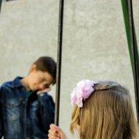 детская влюбленность :: Наталия Квас