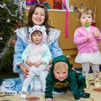 Новогодний утренник 2015 :: Sergey Koltsov