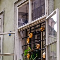 Загадочное окно) :: Ксения Базарова