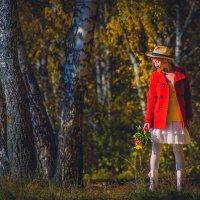 В лесу :: Анна Нестерова