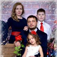 Семья :: Анна Юдникова